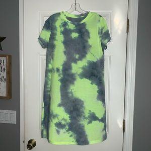 Dresses & Skirts - Tie-dye T-Shirt Dress
